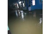Ngabang Banjir, Air Kiriman Dari Hulu Sungai Landak