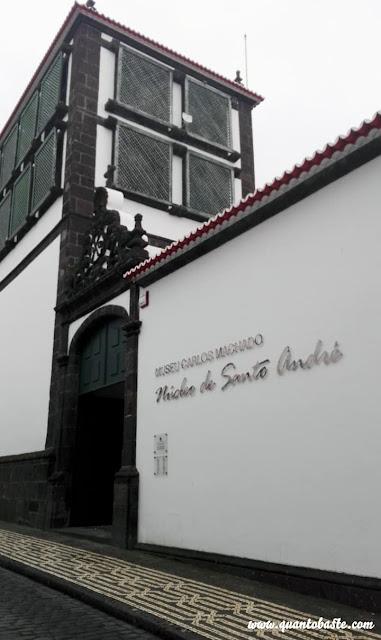 Museu Carlos Machado - Núcleo de Santo André