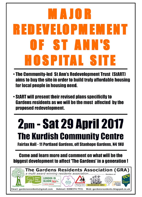 StART event - 29th April at the KCC