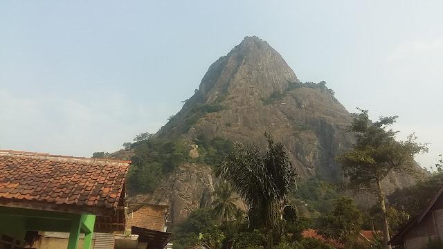 Gunung Parang Purwakarta