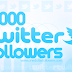 Buy $1 Twitter Followers [1000 Followers]