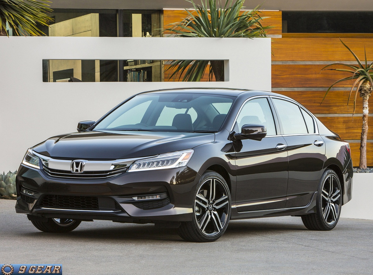 2016 honda accord revealed with carplay and android auto car reviews new car pictures for. Black Bedroom Furniture Sets. Home Design Ideas