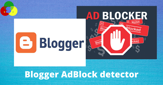 How to add AdBlock detector script to your Blogger blog and increase your Adsense earnings