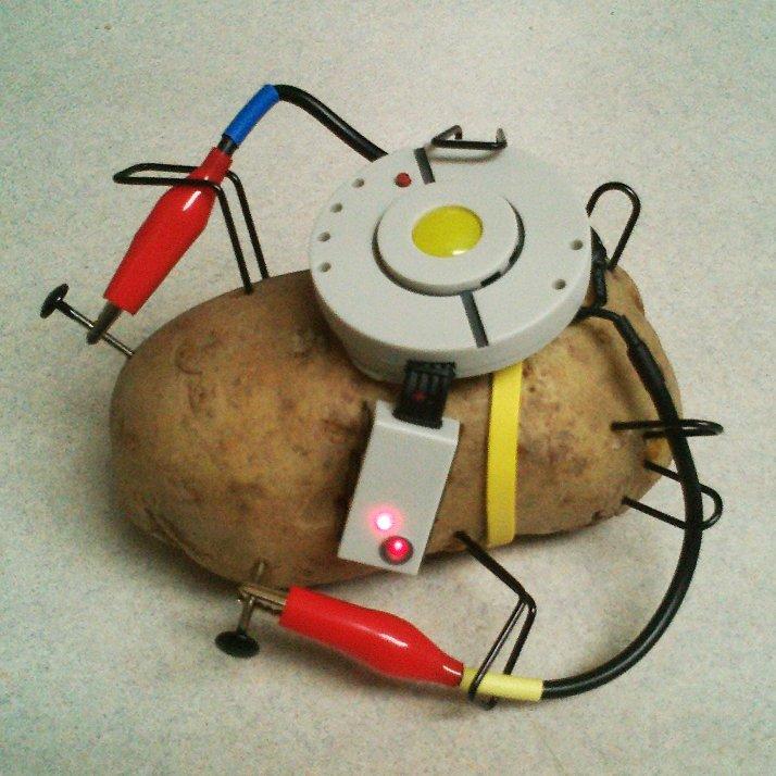 Penduin S Pen Evil Potato