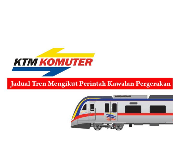 Jadual Tren Komuter Sektor Utara Bermula 24 Mac 2020 (Perintah Kawalan Pergerakan)
