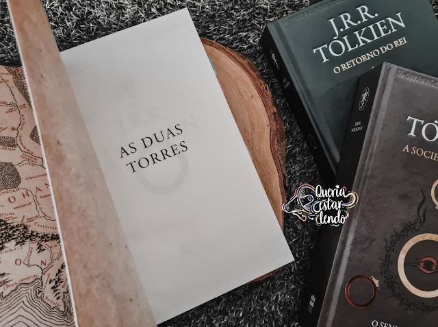 Resenha: O Senhor dos Anéis - As Duas Torres