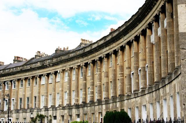 Visit Bath's amazing Georgian architecture