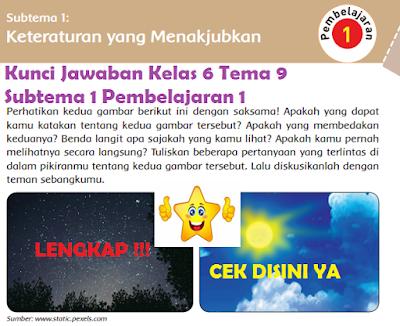 Kunci Jawaban Kelas 6 Tema 9 Subtema 1 Pembelajaran 1 www.simplenews.me