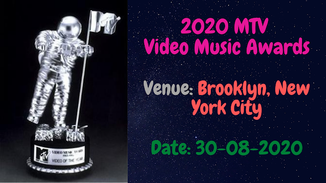 2020 MTV Video Music Awards (VMA) Winners List