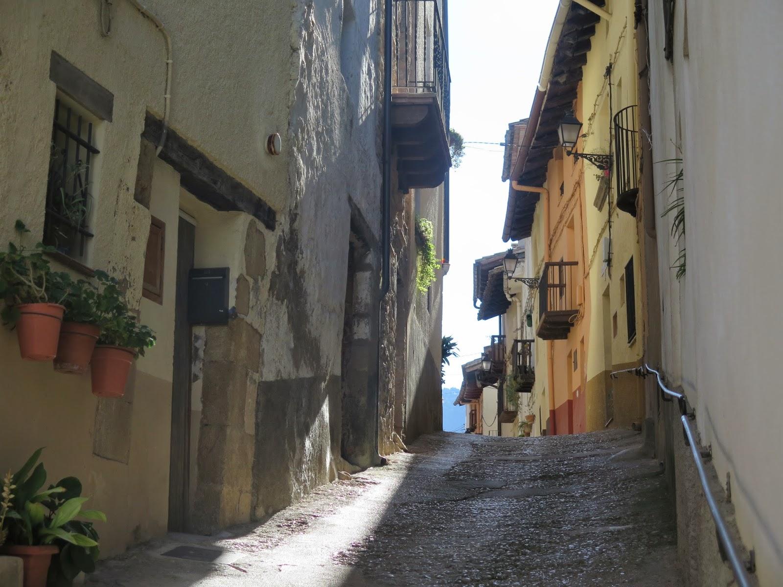 Calle Peñaroya de Tastavins