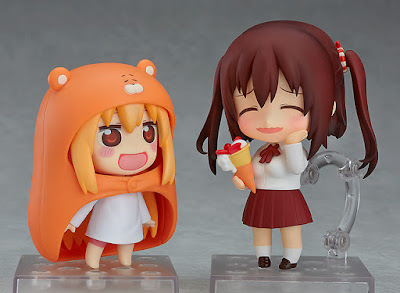 Nendoroid Ebina Nana de Himouto! Umaru-chan - Good Smile Company