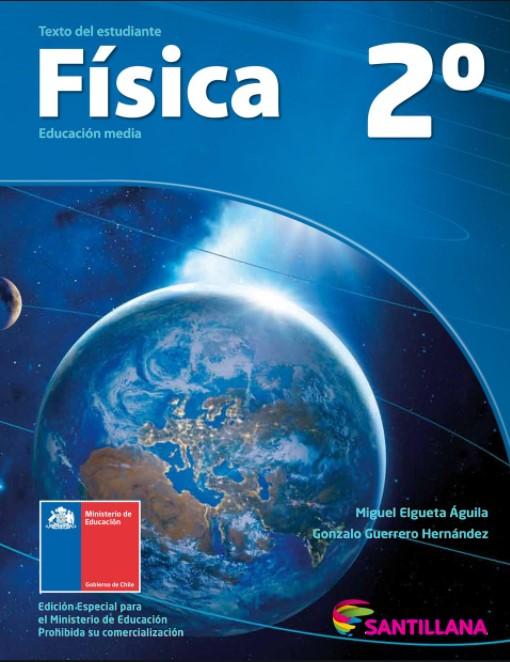 Física 2º. Texto del estudiante en pdf
