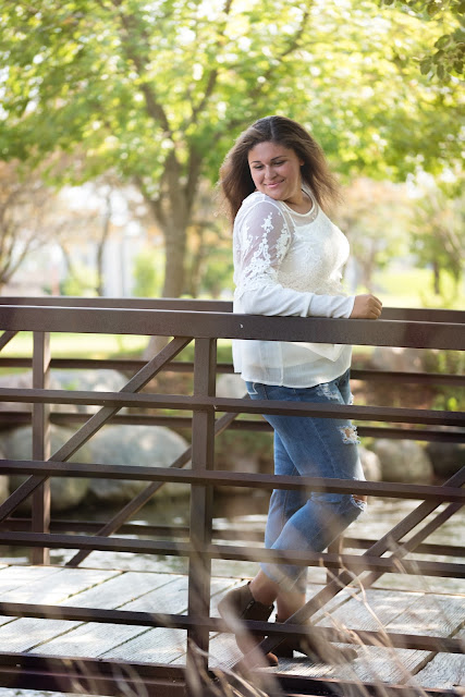 Senior pictures in Apple Valley MN