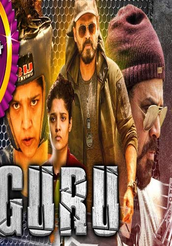 Guru 2018 Hindi Dubbed 720p HDRip 700MB