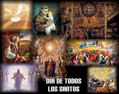 Feliz Dia Todos Los Santos 1 Noviembre 25 Fotos