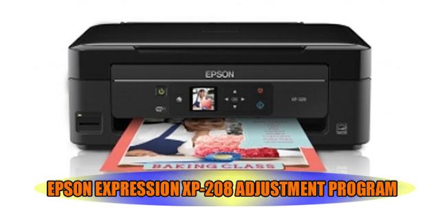 EPSON EXPRESSION XP-208 PRINTER