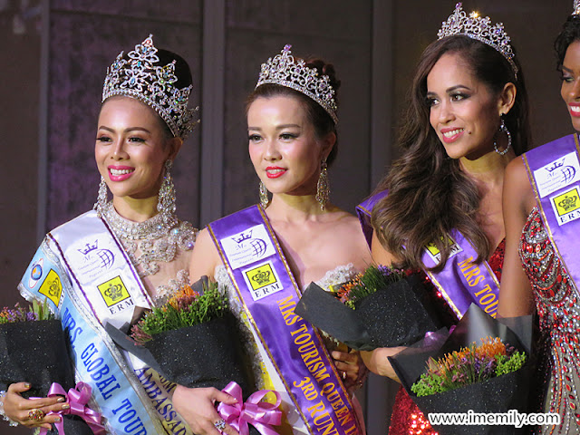 Mrs Tourism Queen International Beauty Pageant Contest