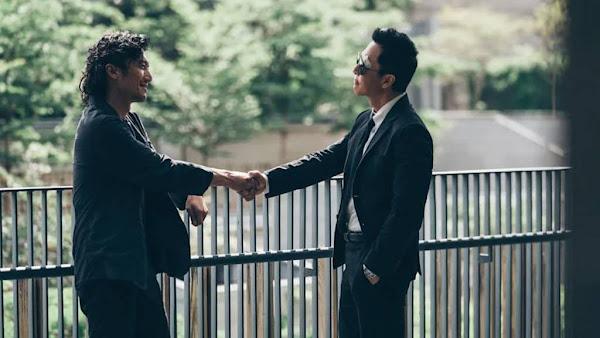 警匪動作電影《怒火》 甄子丹、謝霆鋒最強正邪對決