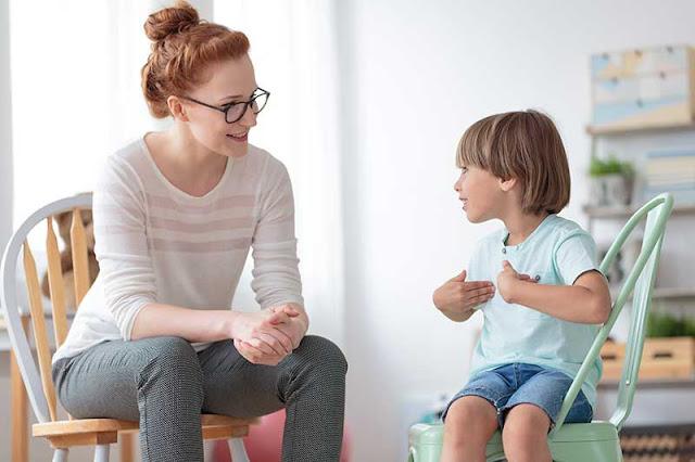Lima Bahasa Cinta Anak, Orangtua Wajib Menguasainya