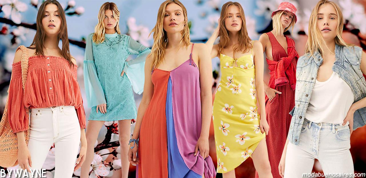 Moda 2020. Tendencias moda primavera verano 2020.