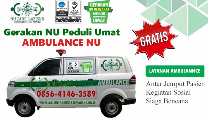 Ambulance NU