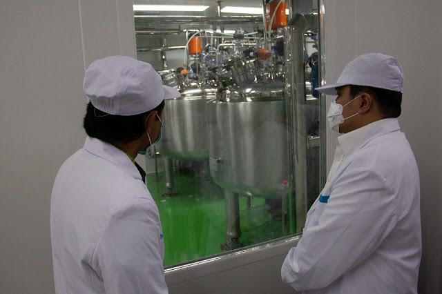 Menteri BUMN Pastikan Bio Farma Siap Produksi 250 Juta Dosis Vaksin Covid-19 Hingga Akhir Tahun
