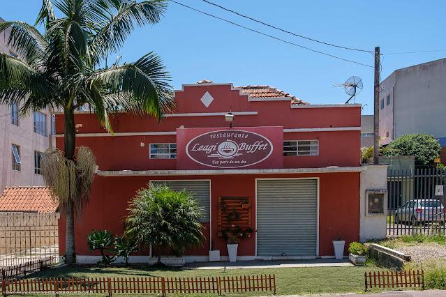 Fachada de um restaurante no Boa Vista