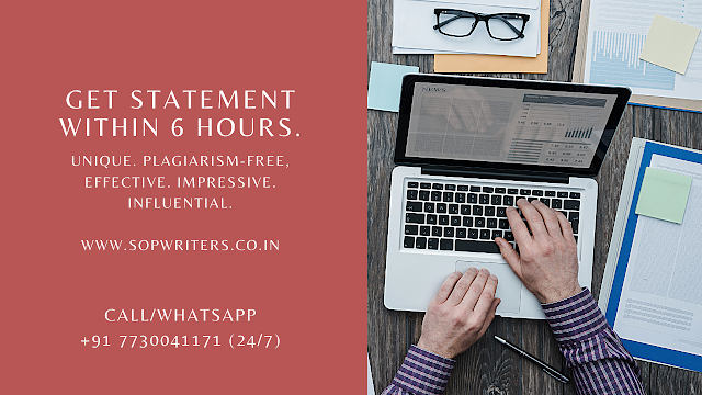 Sop writing services in mumbai
