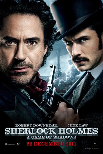Sherlock Holmes 2 A Game Of Shadows 2011