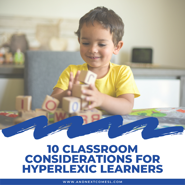 Hyperlexia and school: things to consider