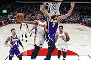 Jadwal Playoff NBA Besok: Damian Lillard Tengah On Fire, Lakers Ketar-Ketir Hadapi Blazers