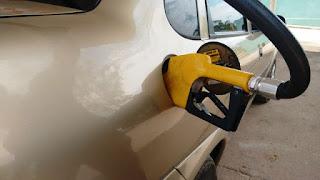 Reduz preço da gasolina