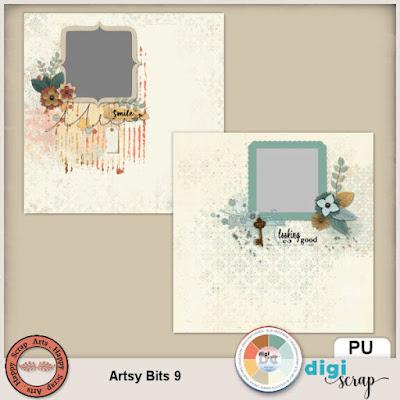 Artsy Bits 9 (7-5) et beach party HSA_ArtsyBits9_pv5