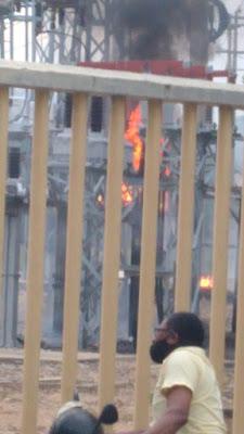 hoyennoticia.com, Valledupar sigue emergencia por explosión en subestación eléctrica