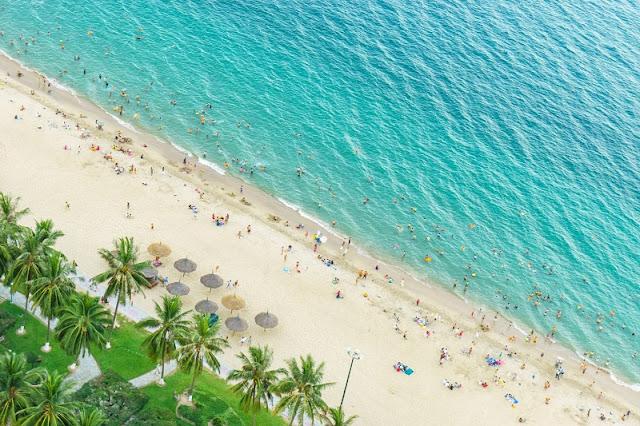 Top 5 ideal Vietnam beaches in summer 2