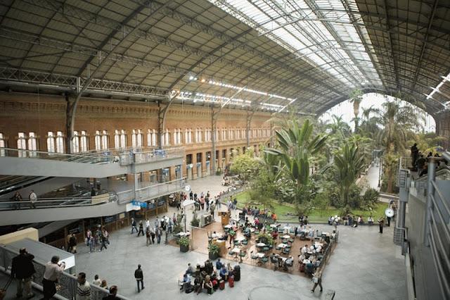 História da Estação Atocha