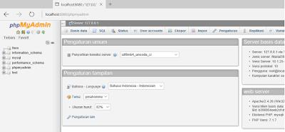 Langkah Cara Merubah Port Delault Apache Server pada XAMPP 4