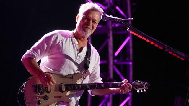 Έφυγε απο τη ζωή ο Eddie Van Halen