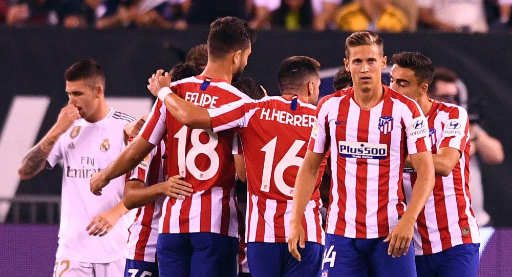نتيجة مباراة ريال مدريد واتلتيكو مدريد بتاريخ 01-02-2020 الدوري الاسباني