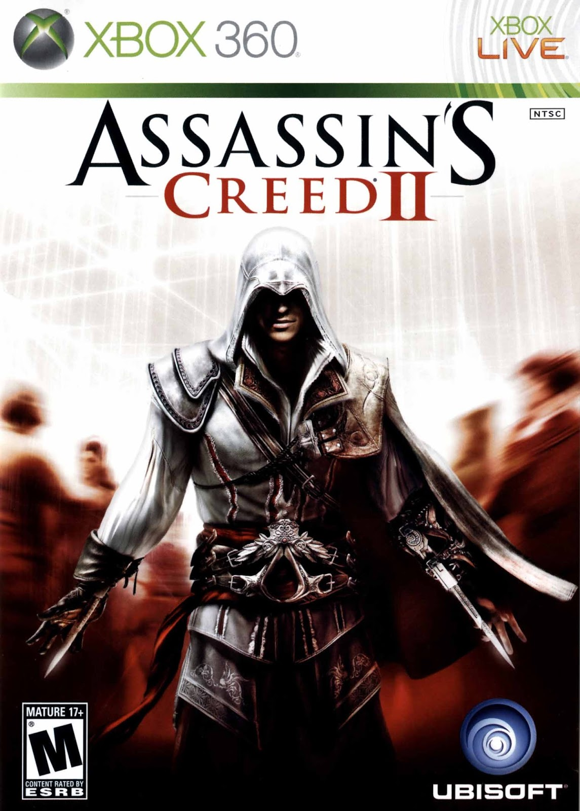 Assassin's Creed II Legendado PT-BR (LT 2.0/3.0 RF) Xbox 360 Torrent