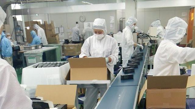 Tuyển 12 nam làm công việc đóng gói công nghiệp tại Chiba tháng 2 năm 2020