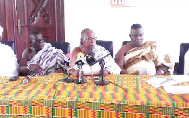 Montie 3: Ga Traditional Council begs Mahama for clemency