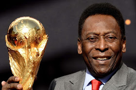 Brazilian Football Legend Pele Admitted To Hospital