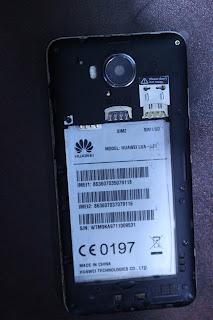 Huawei Y3ii LUA L21 DA File 100% Tested