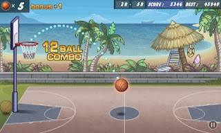 Basketball Gameplay