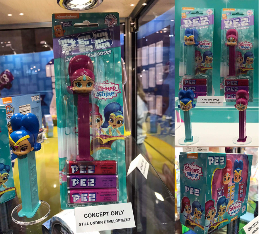 Pez Palz Friends Of PEZ First Look At The Future Of PEZ