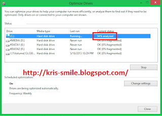 Disk Defragmenter Windows (5)