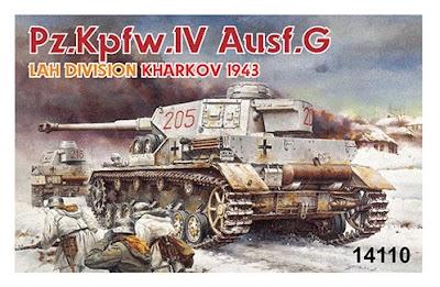 1/144 Pz.IV Ausf.G (14110)