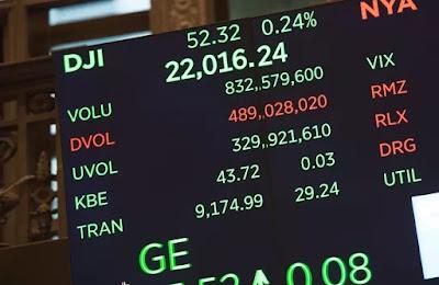 US stocks opened high