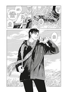 Manga: Reseña de Sigues las nubes al Noroeste Vol.2 de Aki Irie - Norma Editorial